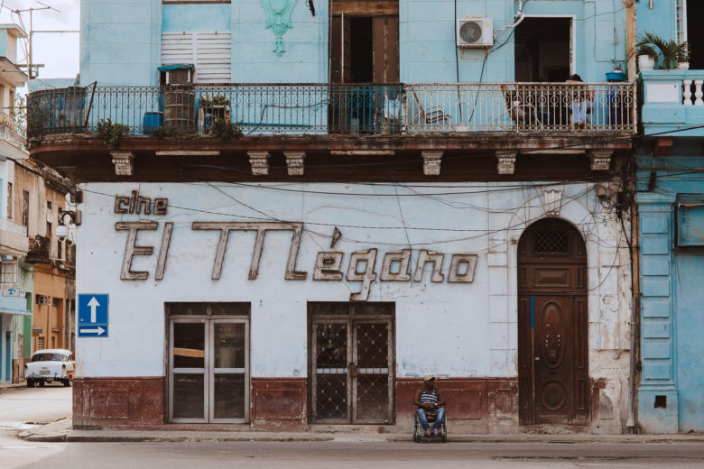 El Megano in Havana